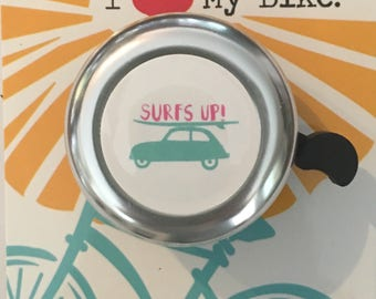 Surfs Up Bike Bell