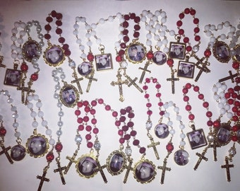 25 Decade rosaries with loved ones pic