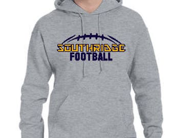 Southridge Football 2017 Sweatshirt Hoodie