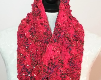 Canadian Infinity Scarf/Cowl