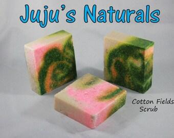 Cotton Fields - Handmade Soap