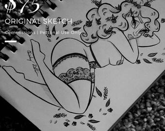 Original Sketch Commission