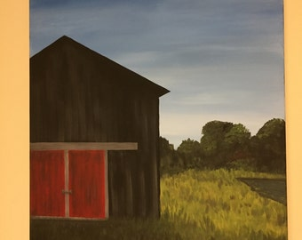 Rockcastle Barn