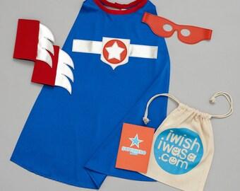NEW*** SUPERSTAR costume - superhero gift set