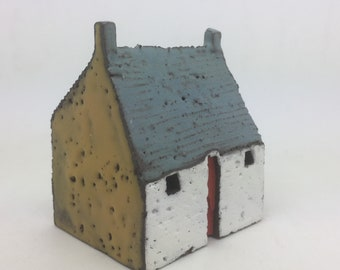 House with Rough Roof