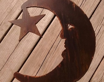 Man in the Moon, Rustic Gift