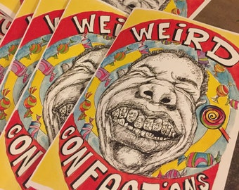 Weird Confections Zine