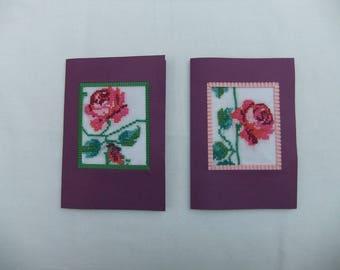 Ukrainian Postcards Embroidery