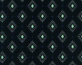 Fabric 100% cotton Argyle patterns