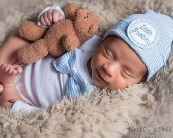 Baby boy coming home outfit, newborn boy outfit, take me home outfit for boys, it's a boy hat, hospital outfit for newborn boy