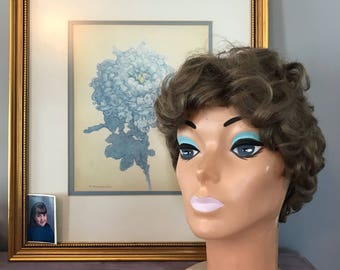 Vintage 60's Eva Gabor Ready-To-Wear Petite Eva Wig / by Josef of Rome