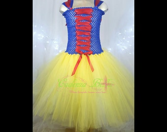 Apple Princess tutu dress