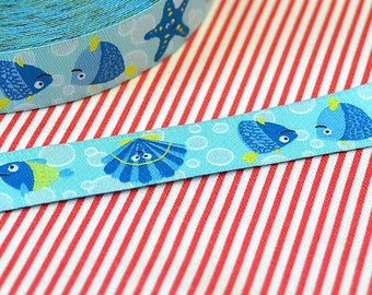 "Ribbon color mix ""UnterwasserSEElchen"""