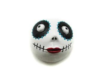 Day of the Dead - Dia de los muertos - Halloween Magnet - Halloween Decor