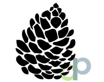 Pinecone-SVG file