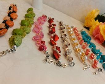 Woven Bracelet's Many Color's Handmade  B#501 A-H