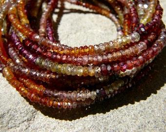 Gemstone Bracelet,Multi Strand Gemstone Bracelet,Tunduru Sapphire,Sapphire Bracelet,Sapphire Jewelry,Multistrand Bracelet,Tunduru Bracelet
