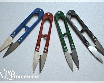 Cut thread, seam Ripper, decouvite mini metal scissors