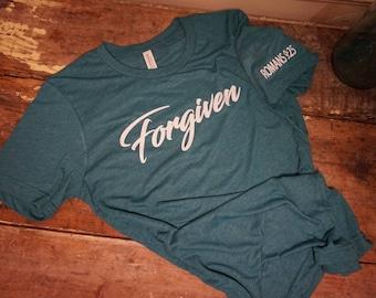 Forgiven T-Shirt/Empowerment/Inspirational/Encouragement T-Shirt