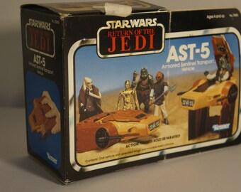 1983 Return Of The Jedi AST-5 mini rig IOB