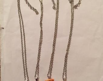 Pizza Slice Necklaces!