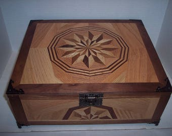 Box-6  Handcrafted Jewelry Box