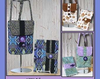 PDF - E-Cozy: E-Reader Cover & Carrying Case Sewing Pattern