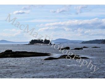 Vinalhaven Coast