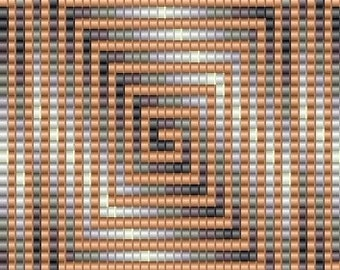 5 Patterns for 15.00 - Special Sale - Loom and or Peyote Bead Patterns