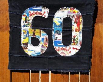Wall Hanging 60th Birthday