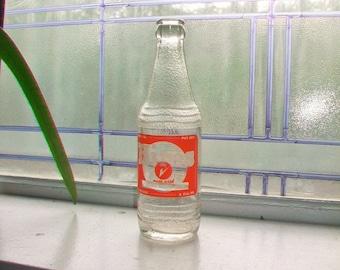 Vintage Hires Root Beer Bottle 1950s
