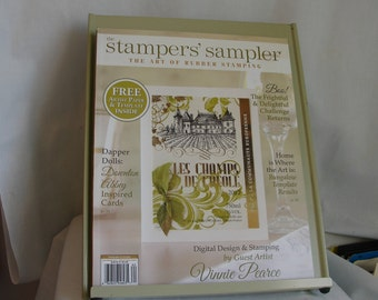 Stampers' Sampler - The Art of Rubber Stamping