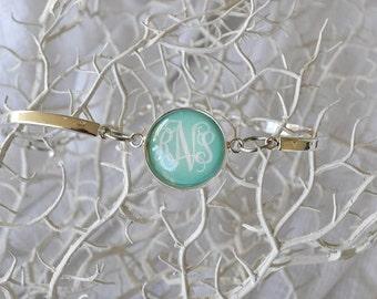 Oh So Fancy | Monogram Bracelet