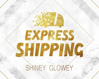 Express shipping!