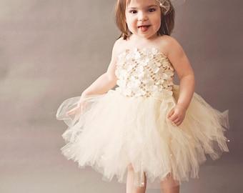 vintage, inspired, flower tutu, tutu dress, tutu, couture dress, pageant dress, pageant tutu dress, flower girl tutu dress, flower dress