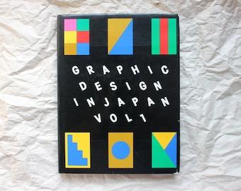 Graphic Design in Japan Vol 1 (1982)