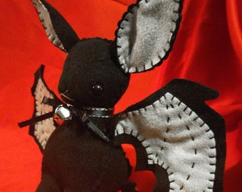 """Belfry Bat Plush 