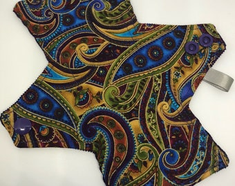 """7"""" Reusable Cloth Panty Liner"""