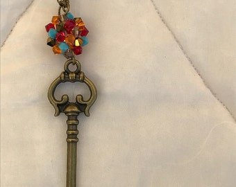 Key necklace Summer