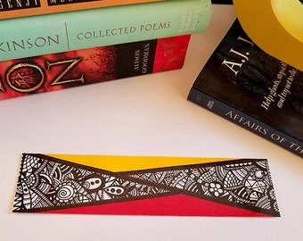 Bookmark ~ Triangles I