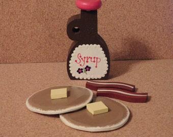 Pancakes For Breakfast !
