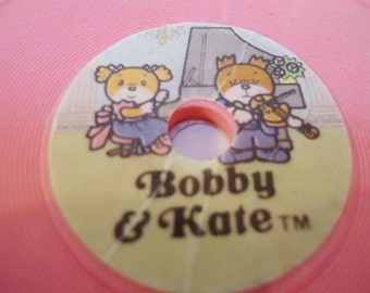 Bobby & Kate.  Record Eraser.80s
