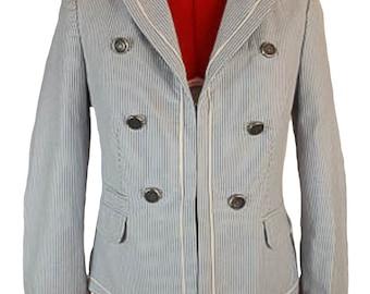 Navy Jacket, cotton
