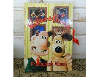 Wallace & Gromit Photograph Album - Collectible Photo Album