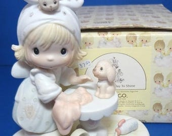This is Your Day to Shine 1983 Precious Moments Figurine