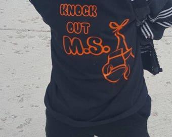 Kid's Multiple Sclerosis Tee Shirt