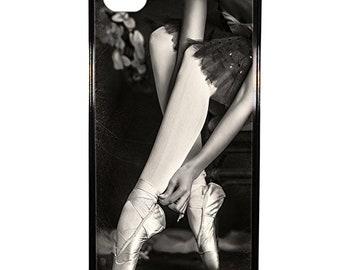 Hard Case Design Prima Ballerina For Apple Iphone 4 - 4s