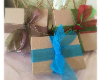 Gift Boxes are available for a minimal fee