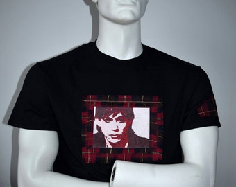 Iggy Pop t-shirt - Post Pop Depression - unique custom made bespoke t-shirt.