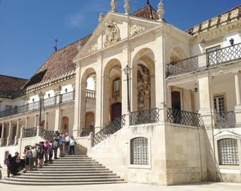 University of Coimbra ~ Architectural Photography